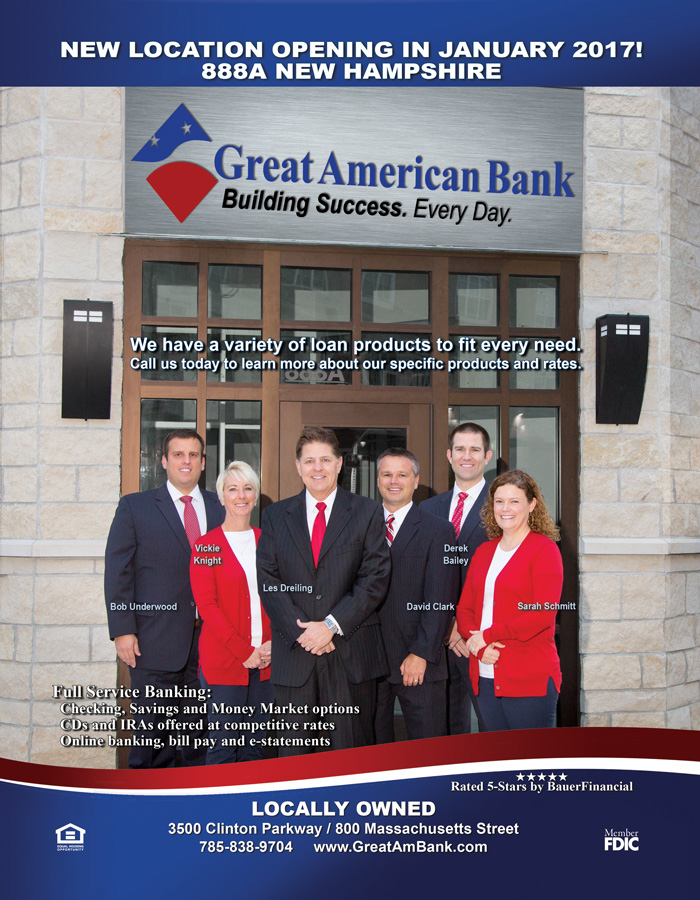 Great American Bank-2016Q4