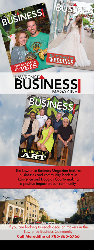 Lawrence Business Magazine 2016Q4