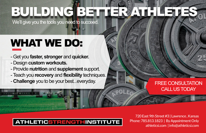Athletic Strength Institute 2016Q4