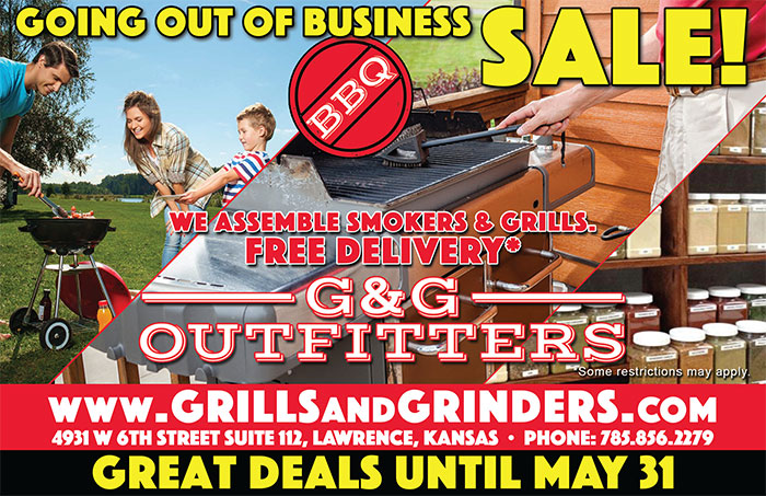 Grills and Grinders 2017Q1