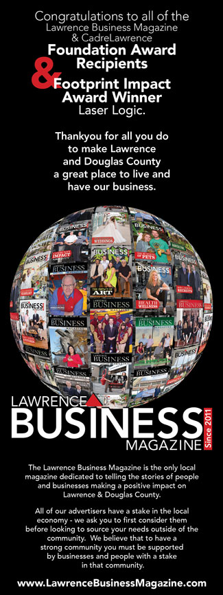 Lawrence Business Magazine 2017Q1