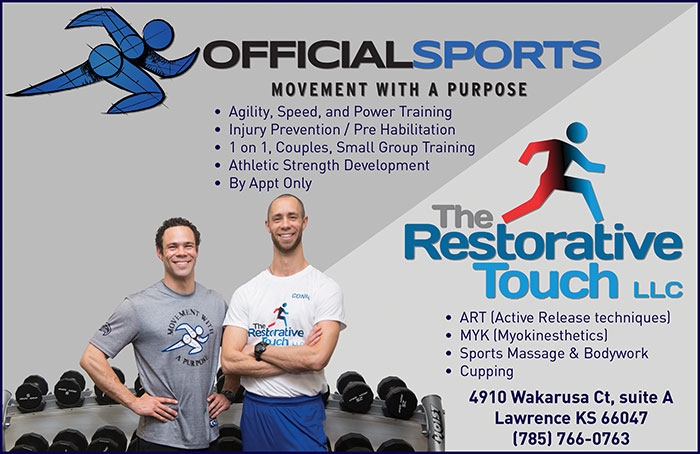Official Sports – Restorative Touch 2017Q1