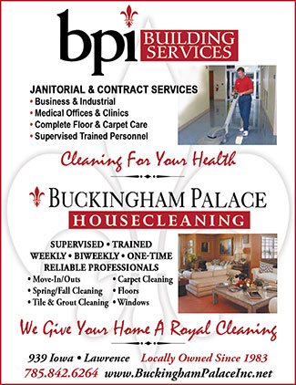 BPI Building Services – Buckingham Palace Housecleaning 2017Q1