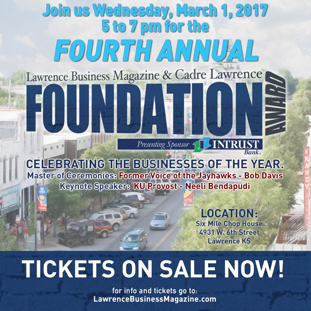 Foundation Awards 2017