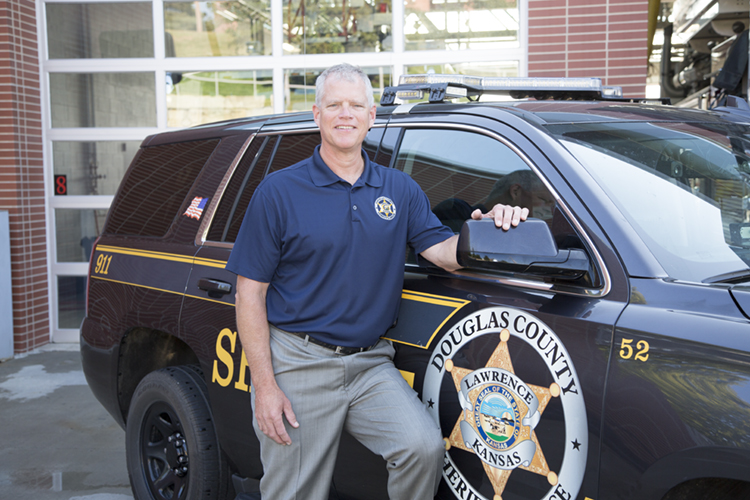 Sheriff Kenneth McGovern | Lawrence Business Magazine