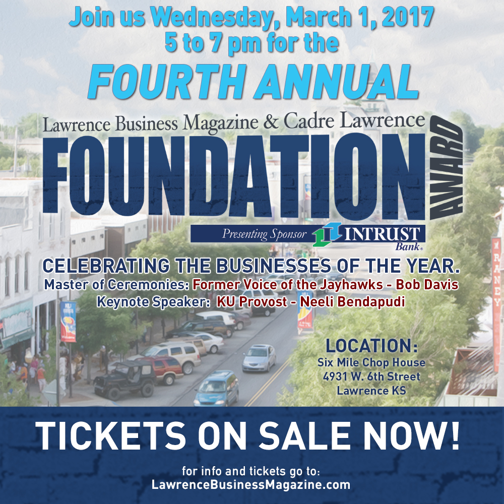 Foundation Awards 2017